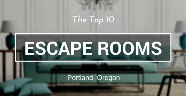 Escape The Room Portland Oregon
